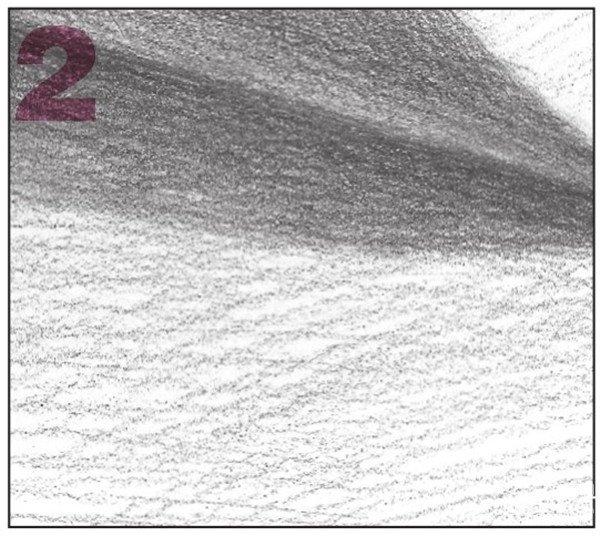 素描:斜面圆柱绘画技巧(8)