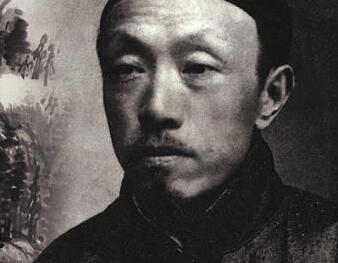中国著名画家陈师曾