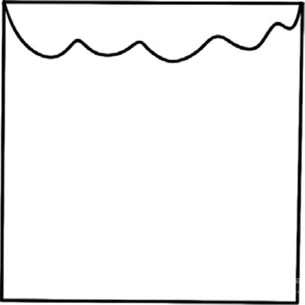 趣味简笔画:快乐的野猪绘画步骤(2)