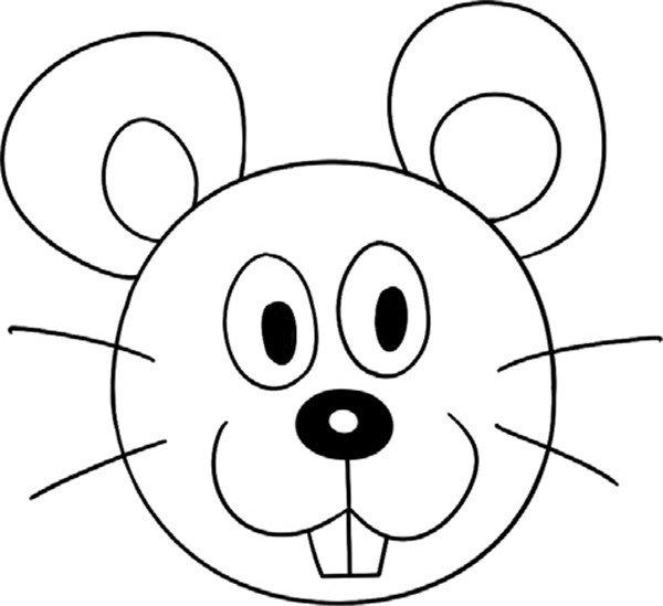 第四步,继续画老鼠的嘴巴,门牙和胡须;好,老鼠简笔画我们就画好了,小朋友,赶紧动一动手中的画笔开始奇妙的简笔画之旅吧!