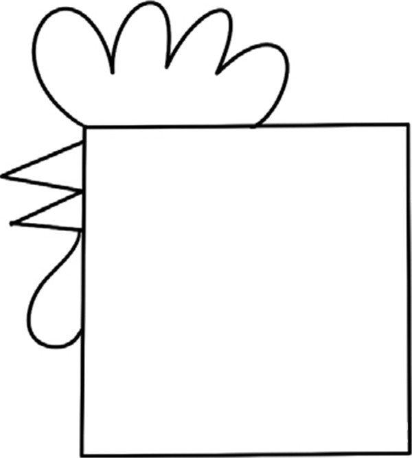简笔画 设计 矢量 矢量图 手绘 素材 线稿 600_668