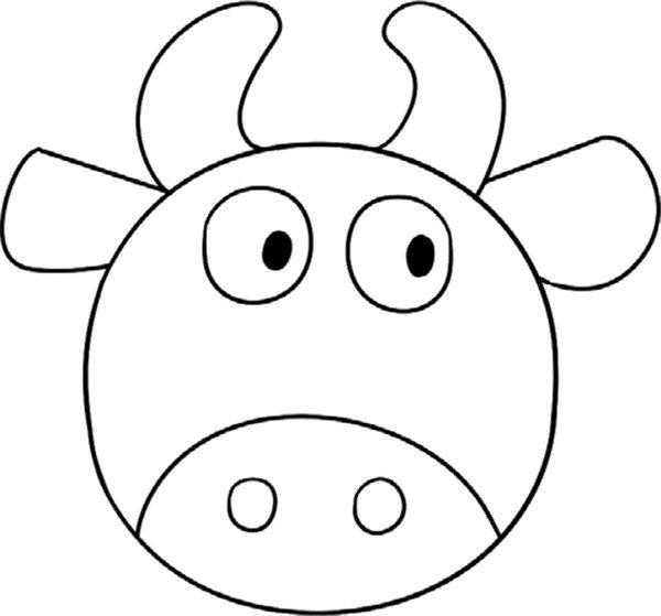 4. 圆圆眼鼻  趣味简笔画:善良的牛绘画步骤四 牛在西方文化中是财富与力量的象征,源于古埃及,依照《圣经·出埃及记》的记载,以色列人由于从埃及出奔不久,尚未摆脱从埃及耳濡目染的习俗,就利用黄金打造了金牛犊,当作耶和华上帝的形象来膜拜。