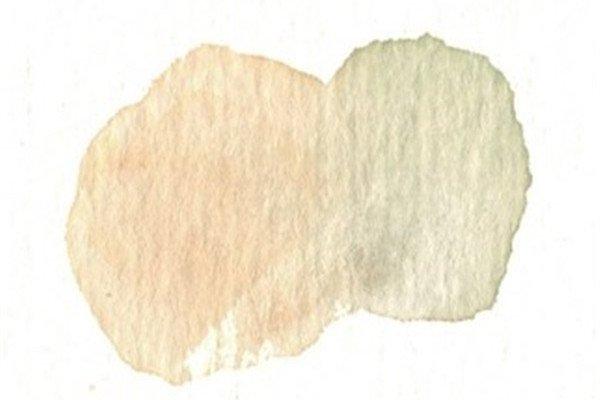 水彩画:出女性皮肤的通透感