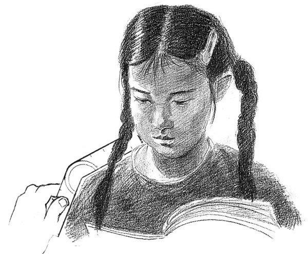 素描 二十面体绘画技巧 8图片