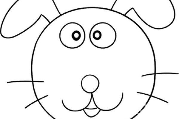 趣味简笔画:忠诚的小狗绘画教程