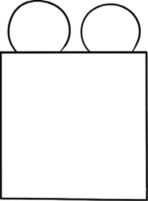 趣味简笔画:欢乐的青蛙绘画步骤(2)