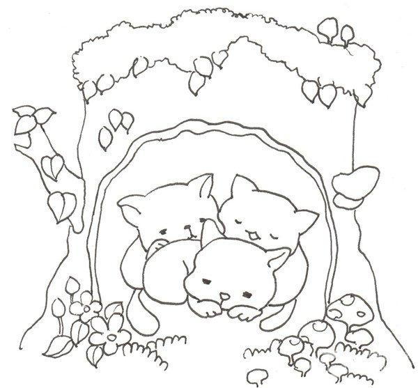 (2)_儿童画教程_学画画_我爱画画网图片