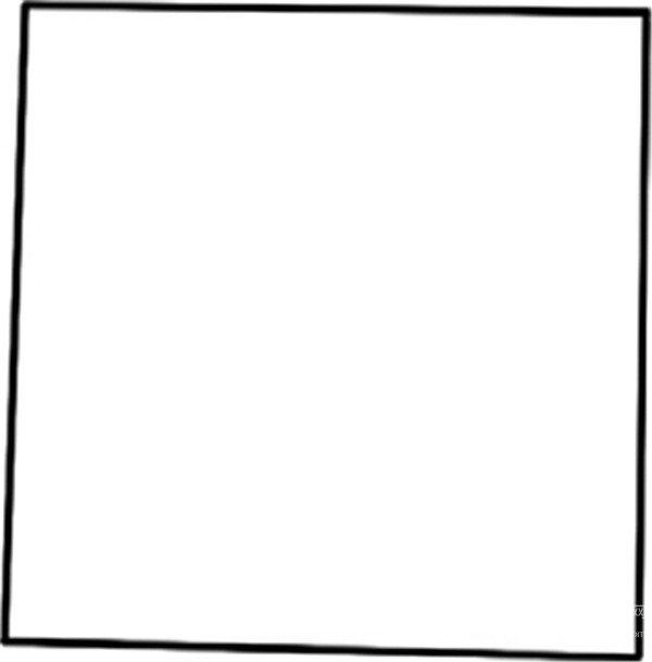 趣味简笔画:长鼻子的小象绘画步骤