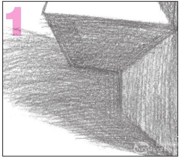 素描:十字贯穿体绘画技巧(2)