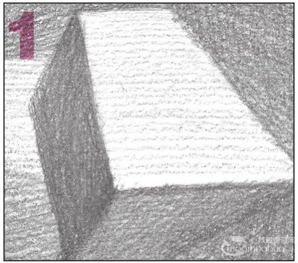 素描:十字贯穿体绘画技巧(9)