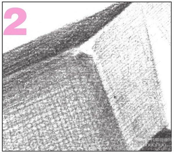 素描棱锥贯穿体绘画步骤10-2
