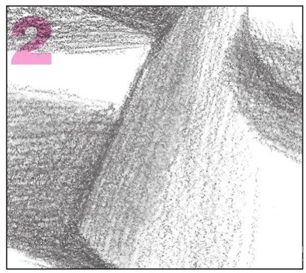 素描圆柱圆锥贯穿体绘画步骤7-2