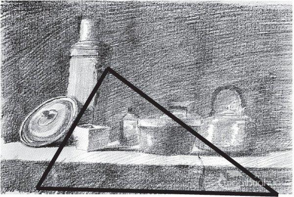 素描构图技巧