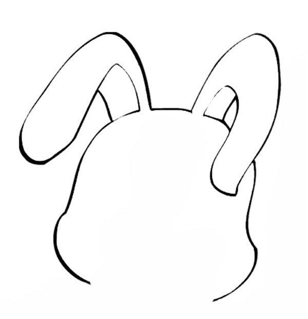 学画画 儿童画教程 简笔画 > 趣味简笔画:看书的小兔      兔子性格