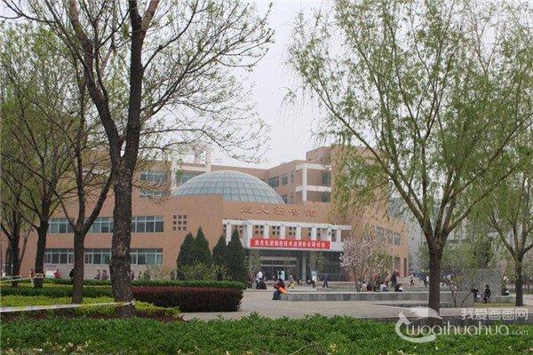 2017年北京工业大学专业校考创意速写亮点