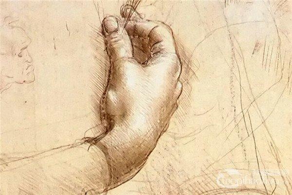 美考攻略,向达芬奇学习如何画手