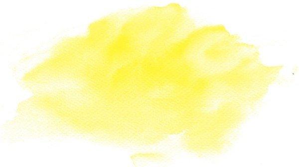 水彩田园中的庄稼步骤二 3、用毛笔在纸上涂上淡黄色,不用在意是否均匀,保留笔触能让画面更自然。  水彩田园中的庄稼步骤三 用细笔蘸取棕色的颜料,在干透之后的黄色上面画出细线,以此表现近处的麦子。 用干画法与湿画法结合的方式来表现田园景色,既能画出安静怡人的远景,也能刻画近处农田、树枝的细节。